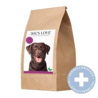 Dogs Love Lamm mit Süßkartoffel und Minze, getreidefrei