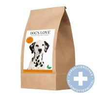 Dogs Love Pute mit Süßkartoffel und Preiselbeeren, getreidefrei