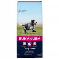 Eukanuba Mature & Senior Medium Breed Chicken