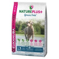 Eukanuba Nature Plus Grain Free Puppy Junior Salmon All Breed
