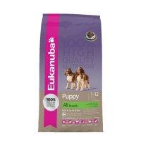 Eukanuba Puppy All Breeds Lamb & Rice