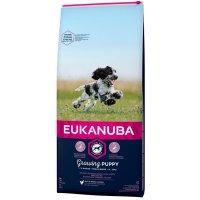 Eukanuba Puppy Medium Breeds Chicken