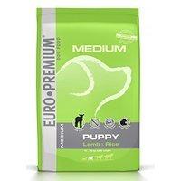 Euro Premium Medium Puppy Lamb & Rice