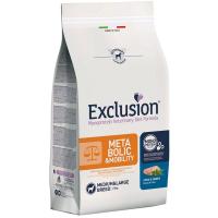 Exclusion Diet Metabolic & Mobility Medium/Large Breeds Pork & Fibres