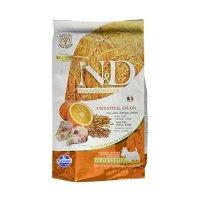 Farmina N&D Ancestral Grain Mini Codfish & Orange