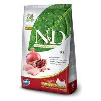 Farmina N&D Grain Free Chicken & Pomegranate Adult Mini