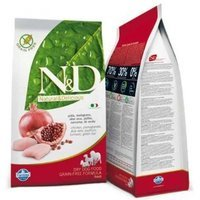 Farmina N&D Grain Free Chicken & Pomegranate Adult Medium