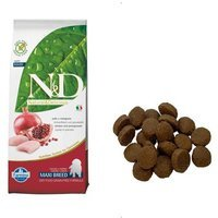Farmina N&D Grain Free Chicken & Pomegranate Puppy Maxi