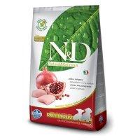 Farmina N&D Grain Free Chicken and Pomegranate Puppy Mini Medium