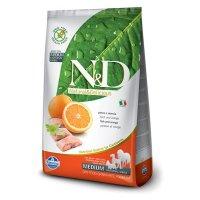Farmina N&D Grain Free Fish & Orange Medium Adult