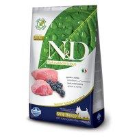 Farmina N&D Grain Free Lamb and Blueberry Adult Mini