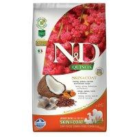 Farmina N&D Quinoa Skin & Coat Hering Adult All Breeds