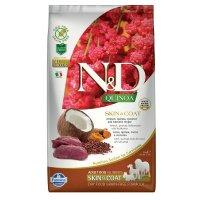 Farmina N&D Quinoa Skin & Coat Venison Adult All Breeds
