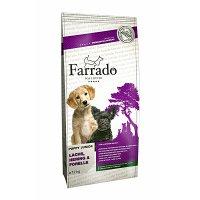 Farrado Puppy/Junior mit Lachs, Hering & Forelle - 100% Getreidefrei