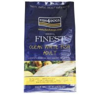Fish4Dogs Finest Ocean White Fish Adult