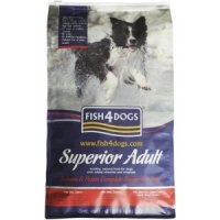 Fish4Dogs Superior Small Adult