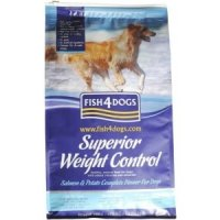 Fish4Dogs Superior Weight Control Small