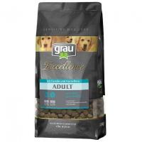 Grau Excellence ADULT Getreidefrei mit Forelle und Kartoffeln
