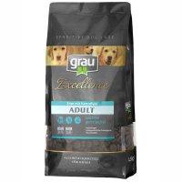 Grau Excellence Adult sensibel mit Ente & Kartoffeln