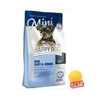 happy dog mini baby junior trockenfutter hund g nstig im preisvergleich petadilly. Black Bedroom Furniture Sets. Home Design Ideas