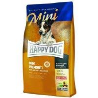 Happy Dog Mini Piemonte Ente, Seefisch & Edelkastanie