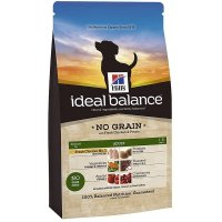 Hills Ideal Balance Canine Adult NO GRAIN with Fresh Chicken and Potato