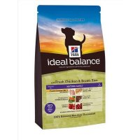 Hills Ideal Balance Canine Mature Adult with Fresh Chicken & Brown Rice