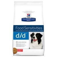 Hills Prescription Diet Canine d/d Ei & Reis