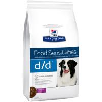 Hills Prescription Diet Canine d/d Ente & Reis