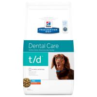Hills Prescription Diet Canine t/d Mini Dental Care