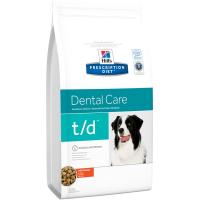 Hills Prescription Diet Canine t/d