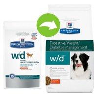 Hills Prescription Diet Canine w/d Chicken