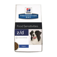 Hills Prescription Diet Canine z/d ULTRA Allergen-Free