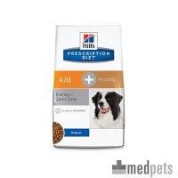 Hills Prescription Diet k/d + Canine Mobility
