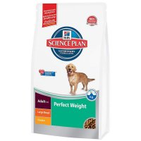 Hills Science Plan Canine Adult Perfect Weight Large Breed with Chicken