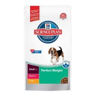 Hills Science Plan Canine Adult Perfect Weight Medium with Chicken