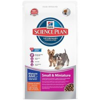 Hills Science Plan Canine Mature Adult 7+ Small & Miniature