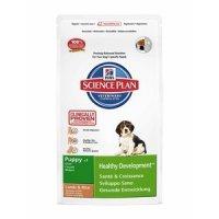 Hills Science Plan Puppy Healthy Development Medium Lamb & Rice