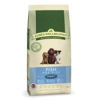 James Wellbeloved Puppy Fisch & Reis