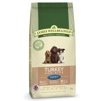James Wellbeloved Puppy Truthahn & Reis