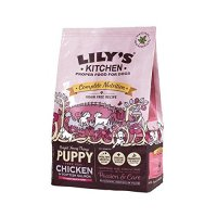 Lilys Kitchen Green Free Puppy Free Run Chicken & Scottish Salmon