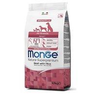 MONGE Speciality Line All Breeds Adult Rind, Reis und Kartoffel