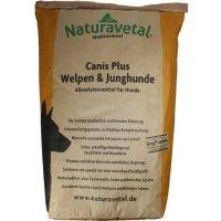 Naturavetal Canis Plus Welpen & Junghunde
