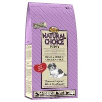 NUTRO Natural Choice Puppy Small & Medium Chicken & Rice