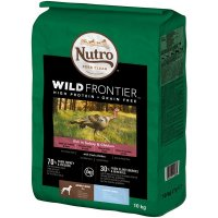 NUTRO Wild Frontier Adult Large Truthahn und Huhn
