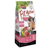 Panzi FitActive Hypoallergenic Puppy & Junior Lamb + Apple Rice & White Fish