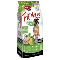 Panzi FitActive Puppy Chicken + Pears