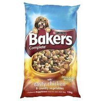 Purina Bakers Complete Adult Chicken & Vegetables