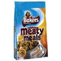 Purina Bakers Meaty Meals Adult Chicken