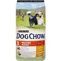 Purina Dog Chow Mature Adult 5 + Chicken